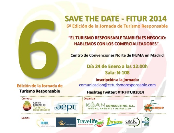 Jornada de Turismo Responsable